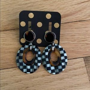 Mackenzie-Childs earrings